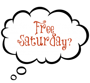 Are You Feeling It Free Saturday